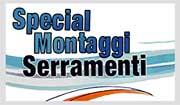 Infissi alluminio PISA | Special Montaggi